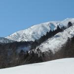 三ッ岩岳 標高2065メートル